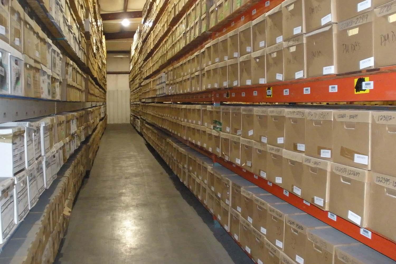 lưu trữ hồ sơ kế toán