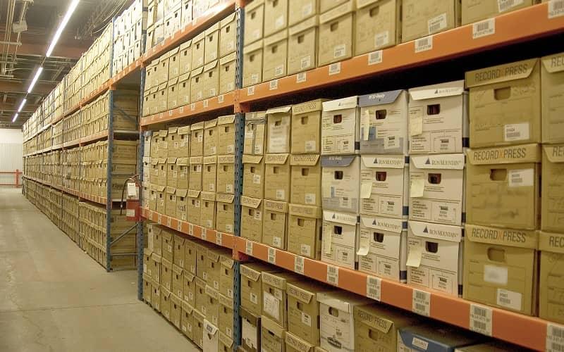 lưu hồ sơ theo tiêu chuẩn ISO