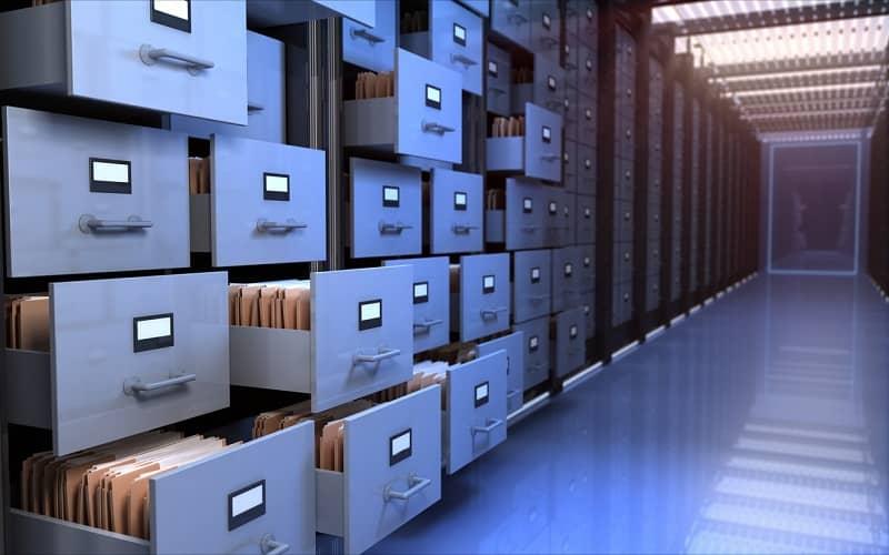 quy trình lưu trữ hồ sơ dự án
