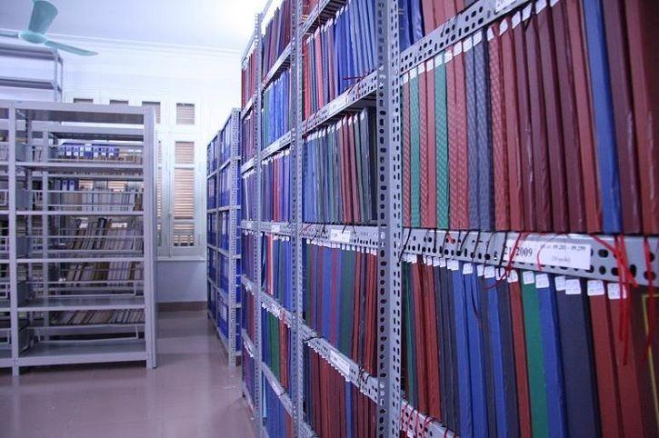 quy trình lưu trữ hồ sơ đào tạo giáo dục 1