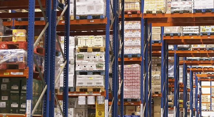 kho ngoại quan Sec Warehouse