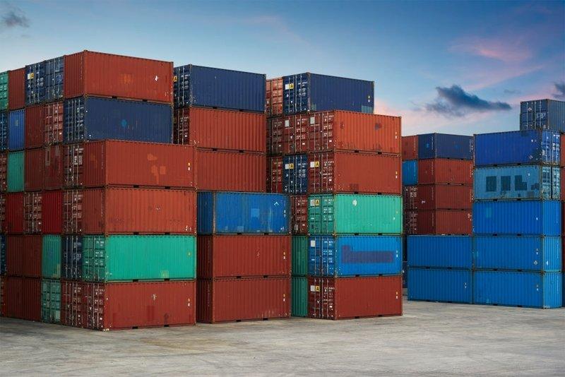 Kích thước container 40 feet thường - khô?