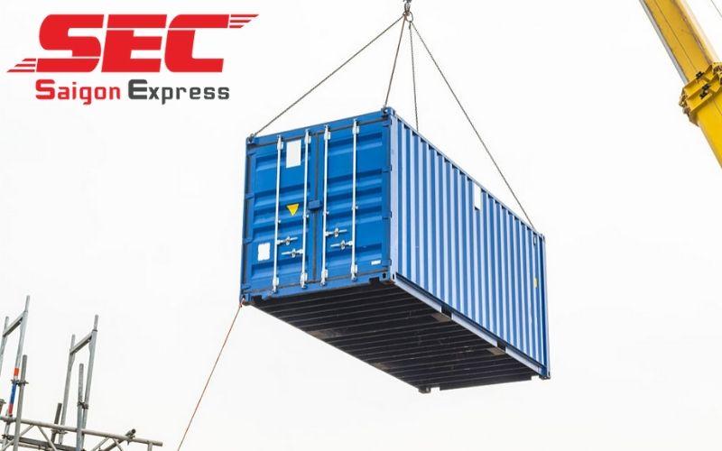 Cách đọc vị trí container