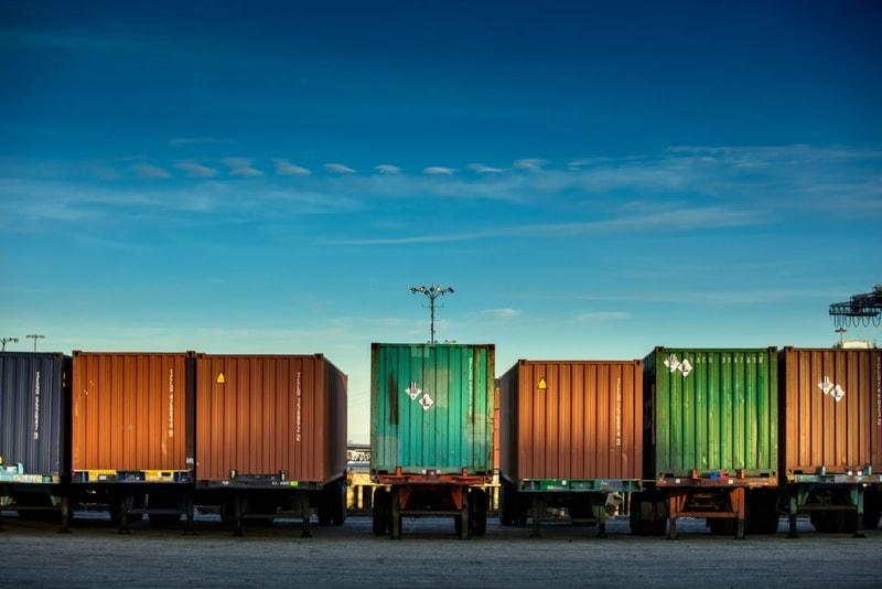 Kích thước container phổ biến nhất hiện nay