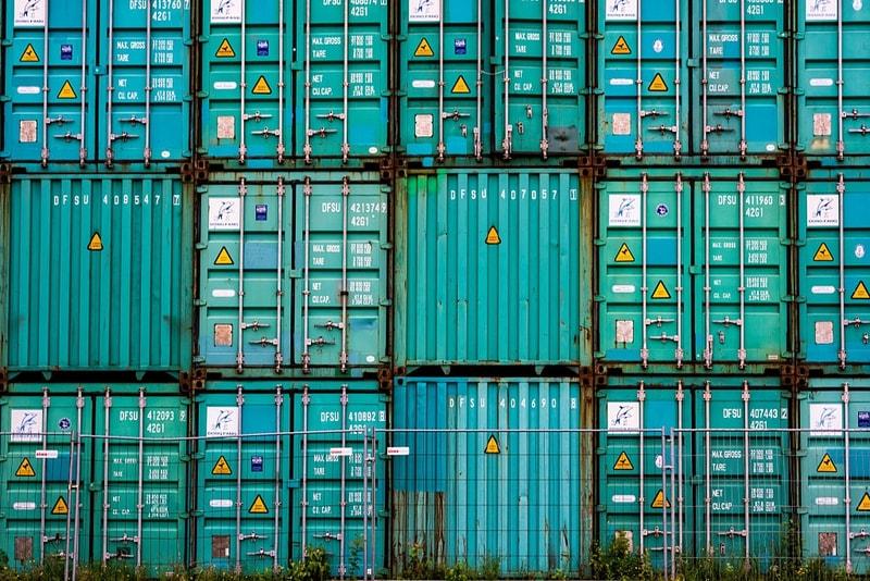 Container 40 Feet nặng bao nhiêu kg?