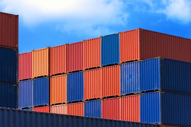 Kích thước container 20 Feet là bao nhiêu?