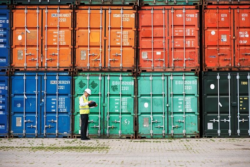 Kích thước container 40 Feet là bao nhiêu?
