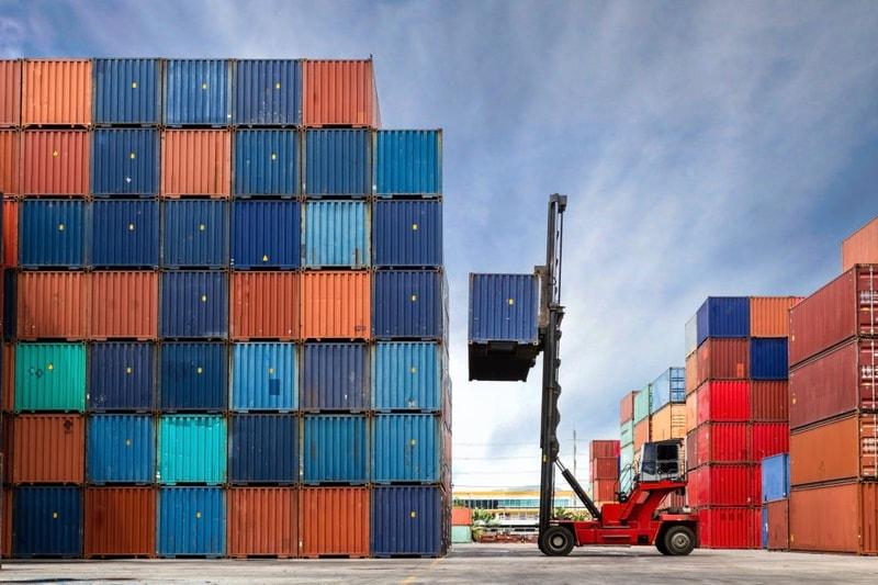 Kích thước xe container phổ biến nhất trên thị trường hiện nay