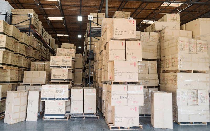 Dịch vụ cho thuê kho quận 7 của SEC Warehouse