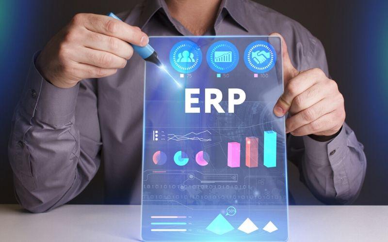 Hệ thống quản trị nguồn lực doanh nghiệp ERP